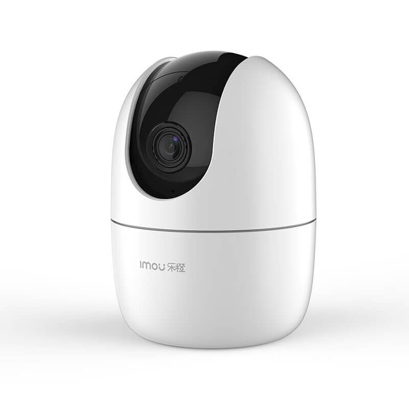 新品-智能AI人形检测云台摄像机TP2